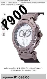 Original Valentino Watches