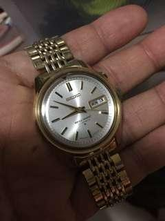 what's a perfect gold plated seiko bellmatic bell matic