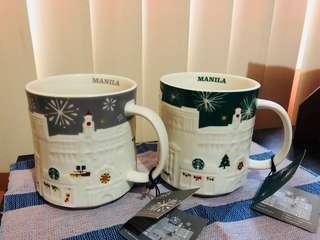 Manila Relief Christmas Mugs