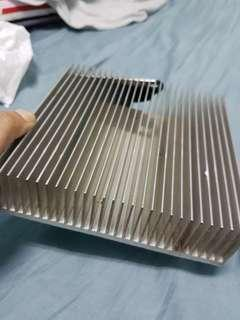 Heatsink aluminum heatsink