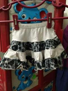Rok mini skirt anak