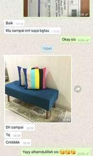 Sofa Bond Bench