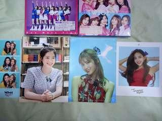 WTS TWICE Postcard
