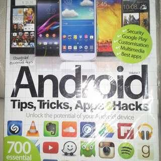 Manual - Android Tips,Tricls,Apps &Hacks