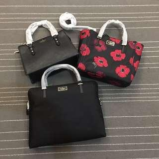 Authentic Kate Spade bags on hand