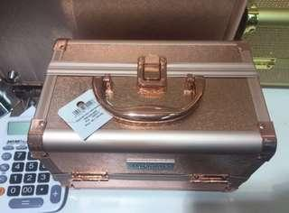 Beauty Case Rose Gold by Sonia Miller