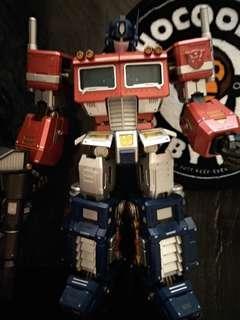 Transformer mega action figures