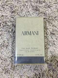 Armani eau pour homme original