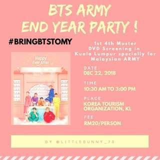 BTS 4TH MUSTER EVENT