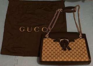 堅 Gucci 手袋