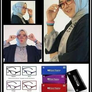 Kacamata terapi K Ion Nano