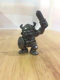 Tinn Per Pewter Viking Warrior