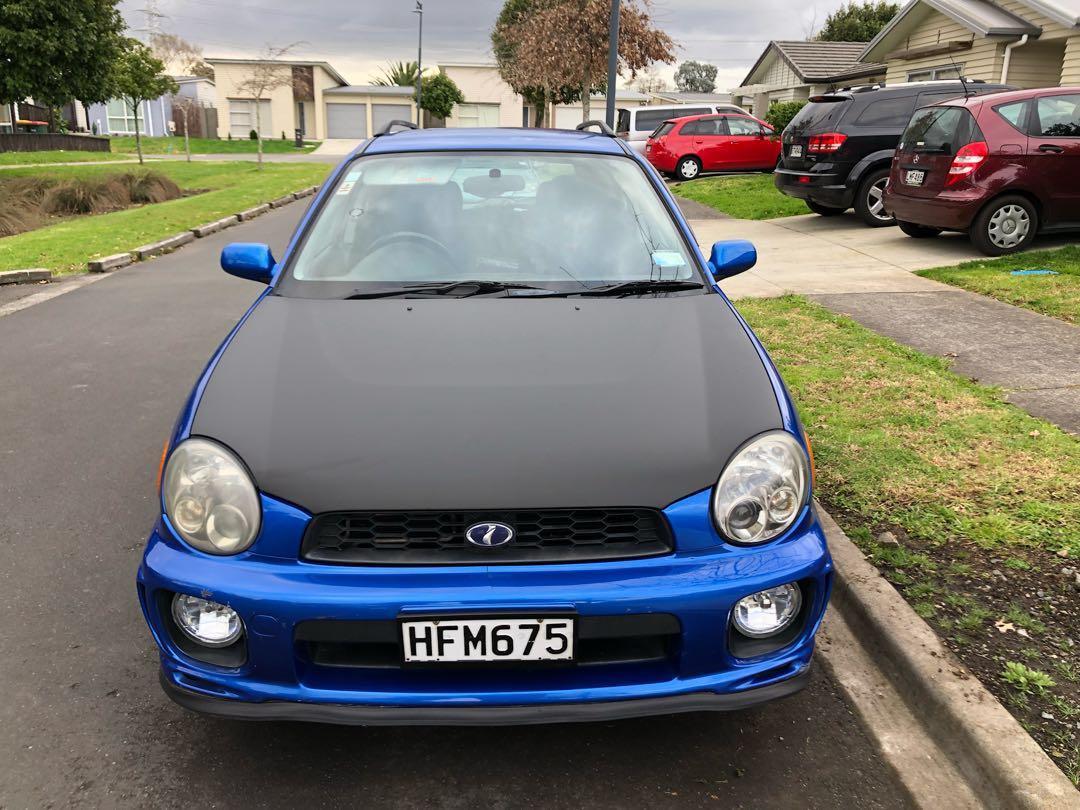 2000 Subaru 20N