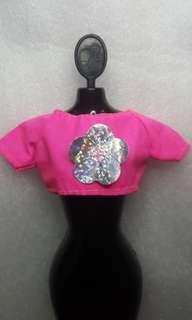 Vintage Barbie Doll Clothes (Top)
