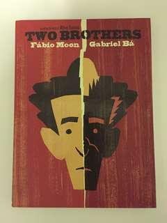 Two Brothers Hardcover