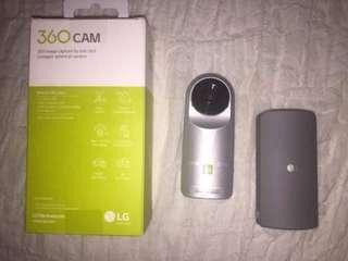 LG360 cam (VR camera 相機 google cardboard)
