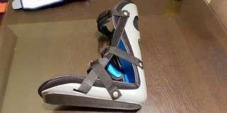 Device to relief heel spurs or plantar fasciitis. Collect at 81 Cavenagh Road 229626.