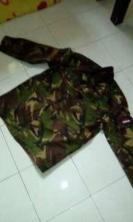 Holland Army jacket