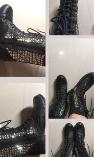BOOTS STEVE MADDEN AUTHENTIC