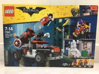 Lego 70921 Batman Movie Harley Quinn Cannonball
