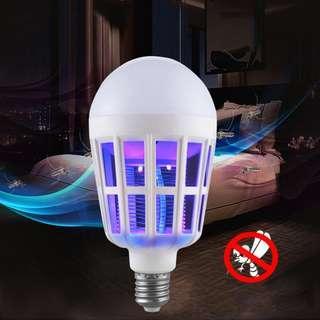 LED Mosquito Killer Bulb 220V 15W (FREE POSTAGE)