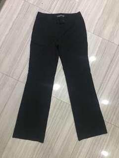 G2000 black slacks