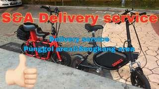 S&A delivery