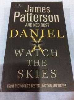 Daniel X Watch The Skies by James Patterson
