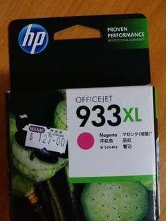 hp 933 墨盒 紅 藍 黃 (可議價)