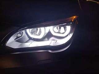 BMW F02 Upgrade Headlamp Full LED