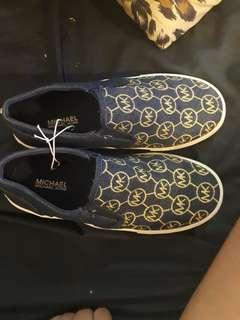 Micheal Kors Denim Sneaker