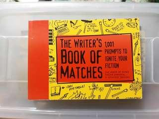 Writer's Book of Matches (1,000 Prompts)