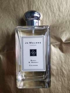 Jo Malone 100ml Basil and Neroli