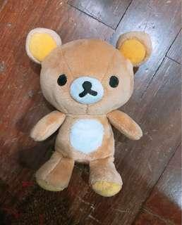 Small Rilakkuma plush [Authentic]