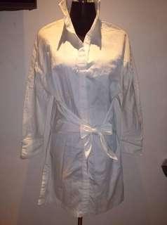 Fashion  White Dress