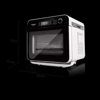 PANASONIC NU-SC100W CUBIE STEAM CONVECTION OVEN ( Without Box )