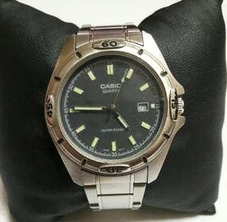 Casio watch for men's reduced