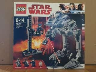 Lego Star Wars AT ST 75201