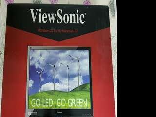 ViewSonic VX2450 24 Inch LED Monitor