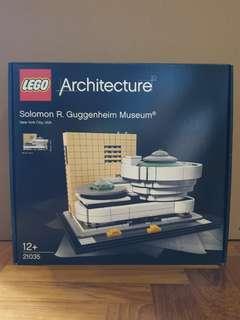 Lego Architecture 21035 Solomon Museum