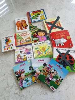 Kid's Board Books