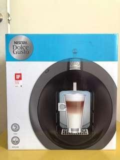 Nescafé dolce Gusto咖啡機 濃霧灰