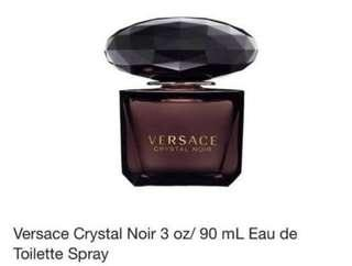 Versace crystal noir original bought from bay for $126