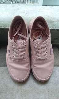 Vans Authentic Mono Rose