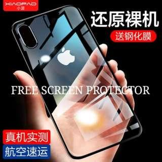 XIAOPAD iPhone Xs Max Phone Casing