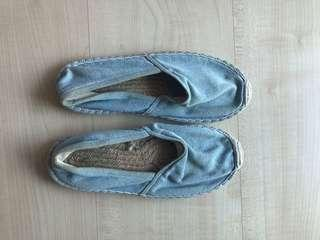 Espar jeans shoes korea