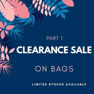 📢Clearance sale On bags‼️