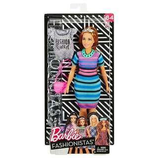 [READY STOCK] Barbie Fashionista 85 Doll