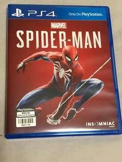 Spider-Man, Assassin's creed origin PS4 games