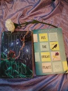 English Novels - Young Adults/ Teens Romance books